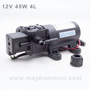 may bom mini 12v 45w