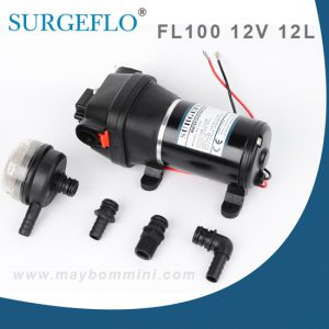 may bom mini fl-100 12v 12l