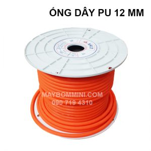 ong day pu 12mm rua xe