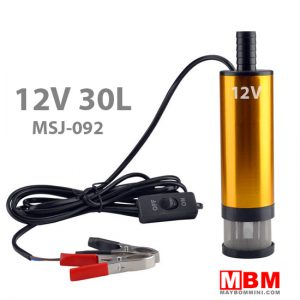 may-bom-chim-12v-do