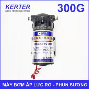 May Bom Ap Luc 24V Phun Suong RO 300G