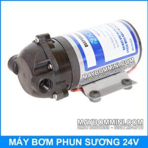 May Bom Phun Suong 24V Chinh Hang