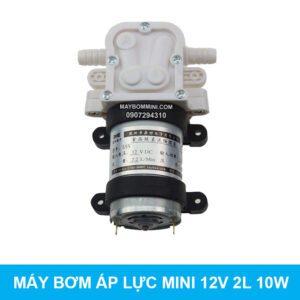 Lmay Bom Ap Luc Mini 12v 2l 10w
