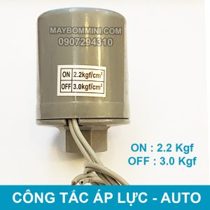Role Tu Dong May Bom Nuoc 220v