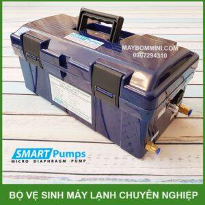 Bom Nuoc Mini Ap Luc 220v 80w Rua May Lanhh
