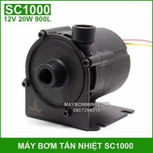 May Bom Tan Nhiet Nuoc 12v SC1000 900L
