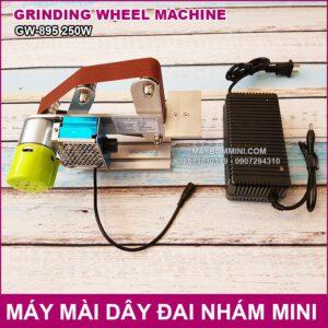 GRINDING WHEEL MACHINE