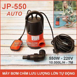 May Bom Chim Luu Luong Lon 220v JP 550