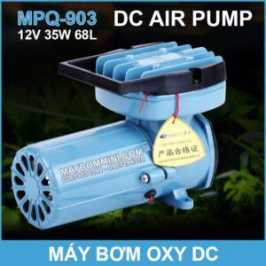 May Bom Oxy 12V 35W 68L MPQ 903