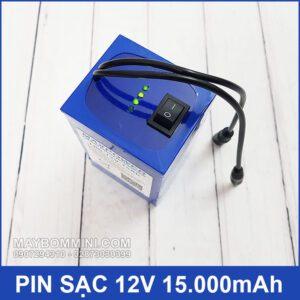 Led Bao Dung Luon Pin 12v