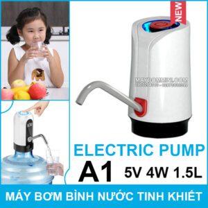 May Bom Binh Nuoc Khoan Tinh Khiet A1 5V 4W