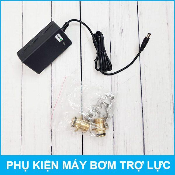 Phu Kien May Bom Tro Luc Nuoc Gia Dinh 24V
