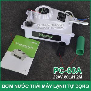 May Bom Nuoc May Lanh May Dieu Hoa Wipcool PC A80