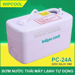 May Bom Nuoc Thai May Lanh Tu Dong Wipcool 24A