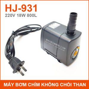 May Bom Chim Ho Ca 220V 18W 800L HJ 931