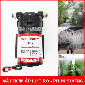 May Phun Suong 24V SP 75